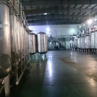 Nhà máy sản xuất tinh dầu chát lương cao